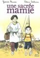 Couverture Une sacrée mamie, tome 04 Editions Delcourt (Ginkgo) 2010