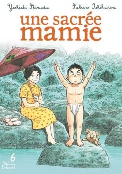 Couverture Une sacrée mamie, tome 06