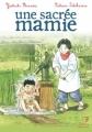 Couverture Une sacrée mamie, tome 07 Editions Delcourt (Ginkgo) 2010