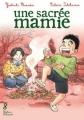 Couverture Une sacrée mamie, tome 08 Editions Delcourt (Ginkgo) 2010