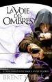 Couverture L'Ange de la nuit, tome 1 : La Voie des ombres Editions Milady (Fantasy) 2011