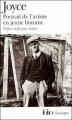 Couverture Le portrait de l'artiste en jeune homme Editions Folio  (Classique) 1992
