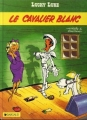Couverture Lucky Luke, tome 43 : Le Cavalier blanc Editions Dargaud 1985