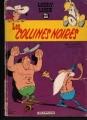 Couverture Lucky Luke, tome 21 : Les Collines noires Editions Dupuis (Total) 1972