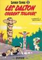 Couverture Lucky Luke, tome 23 : Les Dalton courent toujours Editions Dupuis 1964