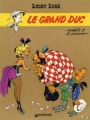 Couverture Lucky Luke, tome 40 : Le Grand Duc Editions Dargaud 1973