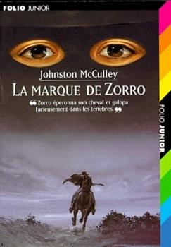 Couverture La Marque de Zorro