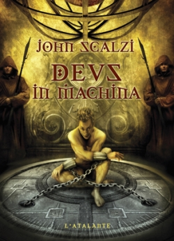 Couverture Deus in Machina