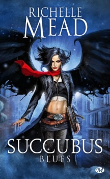 Couverture Georgina Kincaid, tome 1 : Succubus Blues