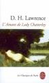 Couverture L'amant de lady Chatterley Editions Le Livre de Poche (Les classiques de poche) 2007