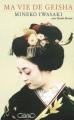 Couverture Ma vie de geisha Editions Michel Lafon 2003