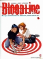 Couverture Bloodline, tome 1 : Lune rouge Editions Vents d'ouest (Éditeur de BD) (Turbulences) 1997