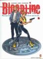 Couverture Bloodline, tome 3 : Passé recomposé Editions Vents d'ouest (Éditeur de BD) (Turbulences) 1998