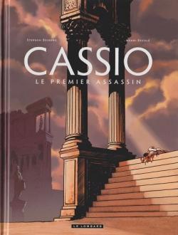 Couverture « Cassio, tome 1 : Le premier assassin » de Stephen Desberg et Henri Reculé