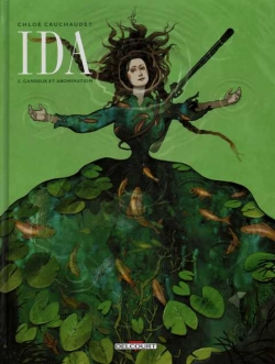 Couverture Ida, tome 2 : Candeur et abomination