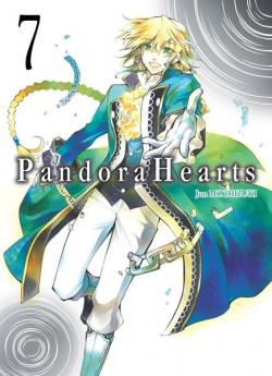 Couverture Pandora Hearts, tome 07