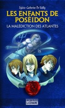 Couverture Les Enfants de Poséidon, tome 1 : La Malédiction des Atlantes