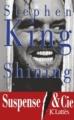 Couverture Shining / L'enfant lumière Editions JC Lattès (Suspense & Cie) 1992