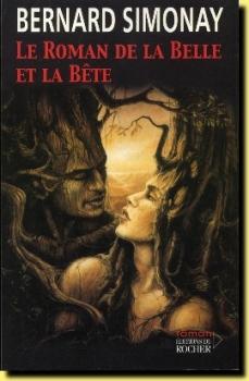 Couverture Le roman de la belle et la bête