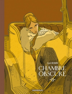 Couverture Chambre obscure, tome 2