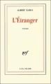 Couverture L'étranger Editions Gallimard  (Blanche) 1942