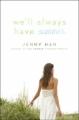Couverture L'été devant nous Editions Simon & Schuster 2011