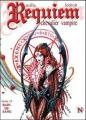 Couverture Requiem Chevalier Vampire, tome 10 : Bain de sang Editions Nickel 2011
