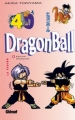 Couverture Dragon Ball, tome 40 : La fusion Editions Glénat 2000