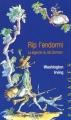 Couverture Rip l'endormi, La légende du Val Dormant Editions Le Sorbier 1997