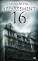 Couverture Appartement 16 Editions Bragelonne 2011