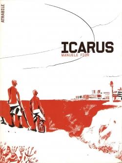 Couverture Icarus