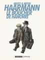 Couverture Haarmann, le boucher de Hanovre Editions Casterman (Ecritures) 2011