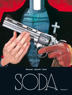 Couverture Soda, intégrale, tome 1