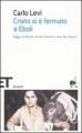 Couverture Le Christ s'est arrêté à Eboli Editions Einaudi 2005