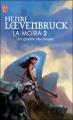 Couverture La Moïra, tome 2 : La Guerre des loups Editions J'ai Lu 2008