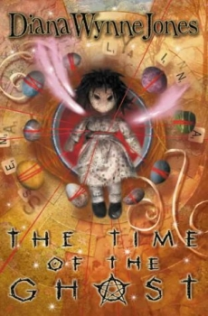 Couverture The Time of the Ghost