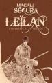 Couverture Leïlan, intégrale Editions Bragelonne 2011
