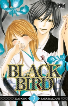 Couverture Black Bird, tome 02