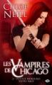 Couverture Les vampires de Chicago, tome 02 : Petites morsures entre amis Editions Milady 2011