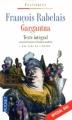 Couverture Gargantua Editions Pocket (Classiques) 2011