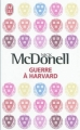 Couverture Guerre à Harvard Editions J'ai lu 2011