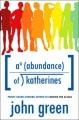 Couverture Le théorème des Katherine Editions Dutton (Juvenile) 2006