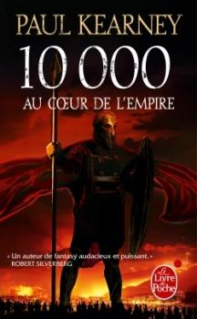 Couverture 10000 au coeur de l'empire