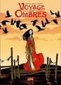 Couverture Voyage aux ombres Editions Soleil 2011