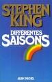 Couverture Différentes Saisons Editions Albin Michel 1986