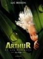 Couverture Arthur et les Minimoys, tome 1 : Arthur et les Minimoys / Les Minimoys Editions Intervista  2006
