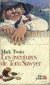 Couverture Les aventures de Tom Sawyer Editions Folio  (Junior) 1981