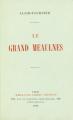Couverture Le Grand Meaulnes Editions Emile-Paul Frères 1946