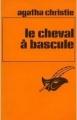 Couverture Le cheval à bascule Editions du Masque 1978