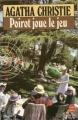 Couverture Poirot joue le jeu Editions Le Livre de Poche 1985